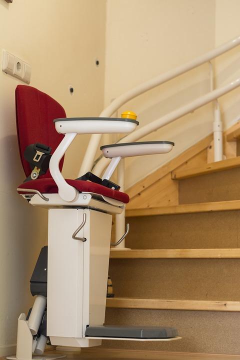 Tweedehands traplift